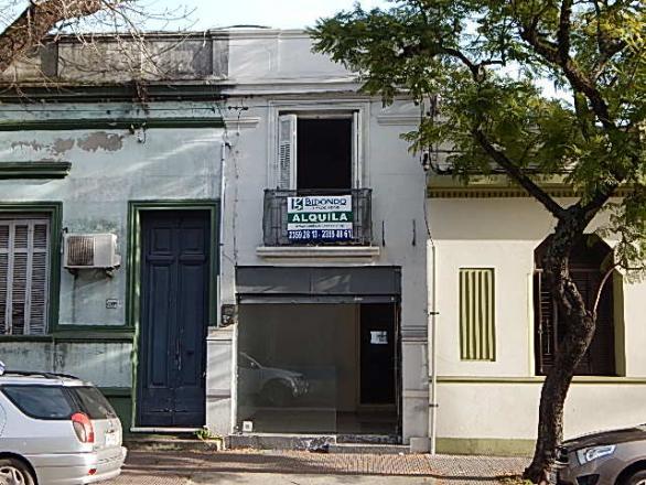 Avda Sayago 1089, esquina Elias Regules